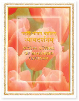 Nyaya Sutras of Maharishi Gautama