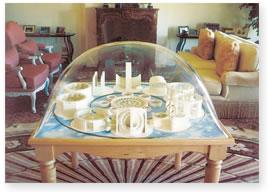 Maharishi Vedic Observatory Tabletop